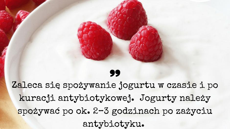 jogurt zdrowy