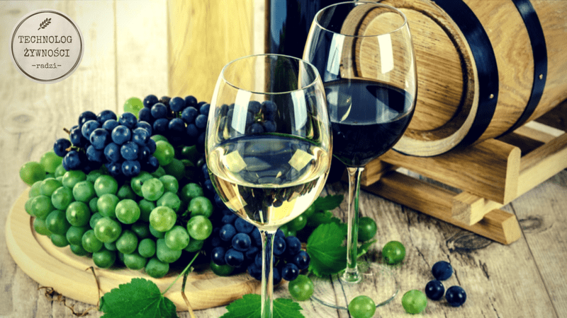 wino czerwone białe które lepsze zdrowsze