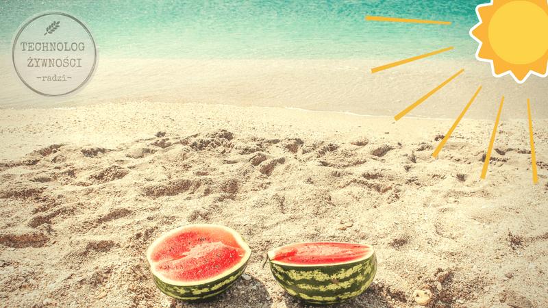 słońce owoce ochrona zdrowie poparzenie słoneczne