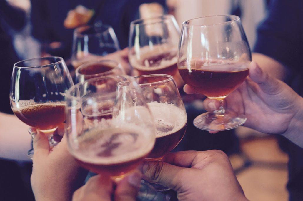 piwo przed wódką kolejność picia