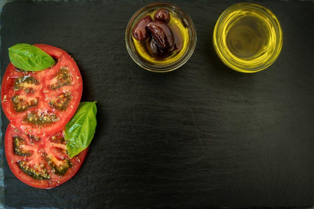 oliwa z oliwek smażenia smażenie zdrowie zdrowe