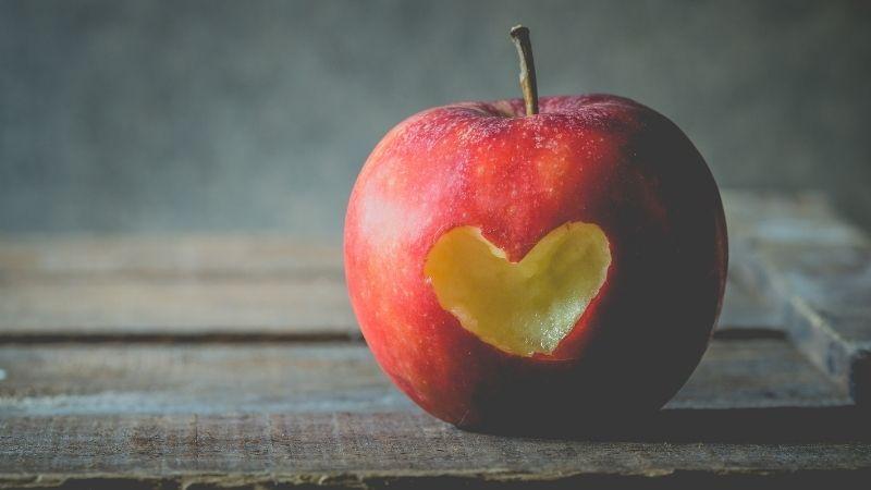 jabłko z wieczora i nie ma doktora jabłka zdrowe