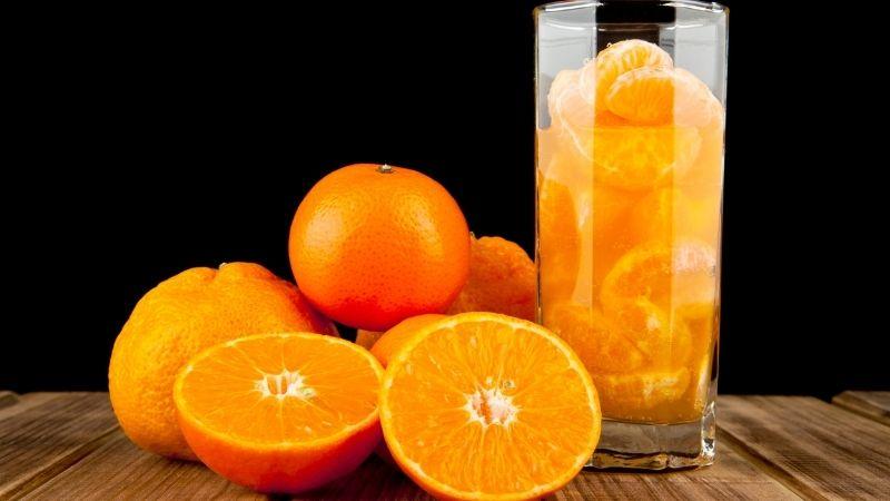 pomarańcze mandarynki różnice